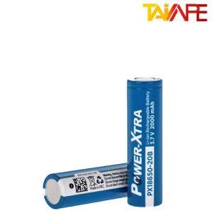 باتری 18650 پاور اکسترا Power-Xtra 20B 2000MAH Battery